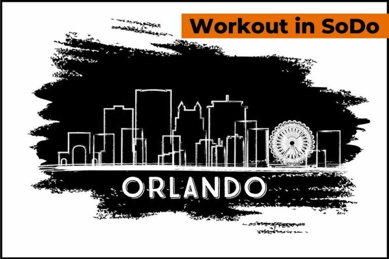 Workout in SoDo