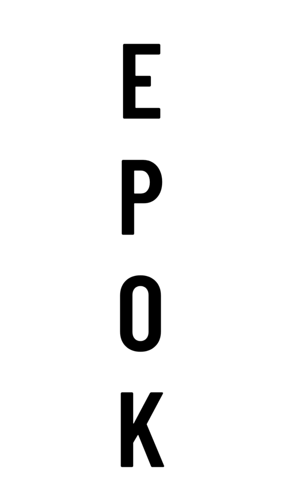 epok vertical wordmark home